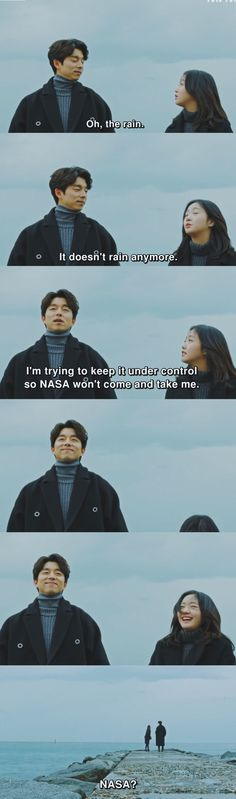"Lol the way deok hwa wanted to open a nasa ""branch"" at one point aswell"