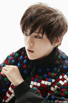 Luhan photoshoot for solo album <3
