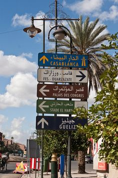 Directions in Morocco Marrakesh, Morroco Marrakech, Casablanca, Places To Travel, Places To See, Moroccan Art, Canary Islands, Travel Memories, Africa Travel