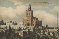 Igreja da Glória no bairro do Cambuci.