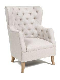 Tufted Club Chair by Kosas Home at Gilt
