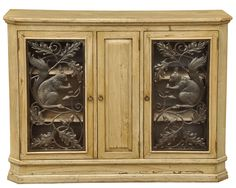 Bar Liquor Cabinet Wine Solid Walnut Iron Doors Handmade New Free Shipping NEW #Handmade