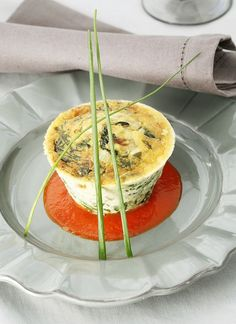 FLAN DE VERDURAS http://www.elle.es/gourmet/recetas/menos-de-200-calorias/flanes-de-verduras?utm_source=facebook&utm_medium=social-media&utm_content=broadcast&utm_campaign=new-article