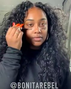Go to the webpage to learn more on natural makeup Makeup For Black Skin, Purple Makeup, Black Girl Makeup, Girls Makeup, Makeup Videos, Makeup Tips, Beauty Makeup, Hair Makeup, Gorgeous Makeup