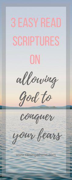 #fear #scripture #TrustGod #conquering #bibleverse #biblestudy #faith