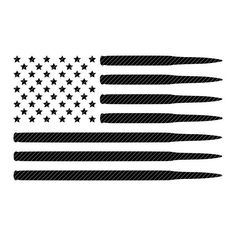 Bullet flag, U. America svg jpg png clipart design vector vinyl graphics cut files decal cricut silhouette Cut file in SVG and clipart file in JPG and PNG. Cricut Craft Room, Cricut Vinyl, Vinyl Decals, Car Decals, Truck Stickers, Cricut Fonts, Design Vector, Clipart Design, Vinil Cricut