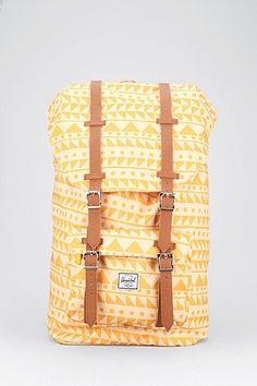 ++ herschel supply co. chevron little america backpack