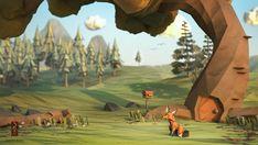 The Paper Fox est un projet de ebook pour enfant créé par Jeremy Cool. Il recherche des dons pour pouvoir mettre en place son projet.