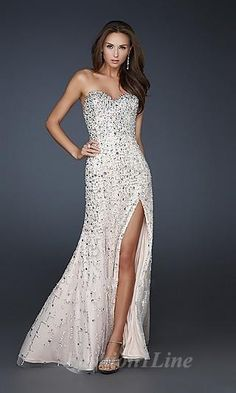 Shop La Femme evening gowns and prom dresses at Simply Dresses. Designer prom gowns, celebrity dresses, graduation and homecoming party dresses. Prom Dresses For Sale, Ball Dresses, Homecoming Dresses, Evening Dresses, Dress Prom, Dress Long, Dresses Dresses, Dresses 2013, Grad Dresses
