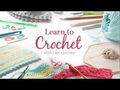 Learn to Crochet With Ellen Gormley -- an Annie's Online Class. Watch a FREE preview here: http://www.anniescatalog.com/onlineclasses/detail.html?code=CDV01