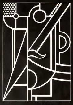 Roy Lichtenstein - 1970 MODERN ART...