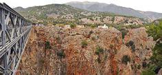 Panorama Photos of Sfakia, Crete, Greece