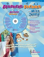 Advanced Phonics with Miss Jenny: Songs for Teaching® Educational Children's Music