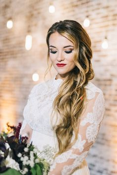 Vintage Glow Wedding Inspiration | Boise
