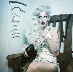 sharon needles - Google Search