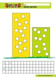 Semne grafice Archives - Manute Pricepute Kindergarten, 1st Grades, Kindergartens, Preschool, Preschools, Pre K, Kindergarten Center Management, Day Care