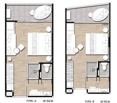 Small hotel room floor plan Hotel Hotel floor plan