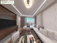 Hangi yeni bina bu kadar geniş bir salona sahip! Hangisinin manzarasında İstanbul ayaklarınızın altında! Üstelik biz bunu standart daireler için tasarladık! #Yörpalas sizin için yükseliyor #Yöryapı güvencesiyle! #YörGroup #Yörsan #YörYapı #YörPalas