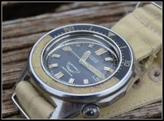 Weekly Watch Photo – Squale Ocean Diver Blandford 100 Atmos - Monochrome Watches
