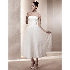 Lanting+Bride®+Krój+A+/+Księżniczka+Jabłko+/+Klepsydra+/+Odwrócony+trójkąt+/+Misses+/+Gruszka+/+Drobna+/+Rozmiar+Plus+/+ProstokątSuknia+–+EUR+€+58.79