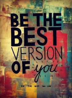 don't worry about being like everyone else! you're you and that's what you can be the best at (: no one is a better you, than you