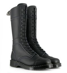 Intrepid Boot (Black)  #vegan #shoes
