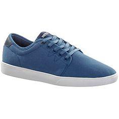 reputable site 81380 aa231 WESC Edmond Canvas Sneaker Herren blau weiß im Online Shop von SportScheck  kaufen