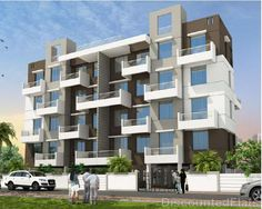 Shreephal–a fascinating conclave of 1 & 2 BHK homes in the excellent and elegant locality of Baner–the inevitable address, of the cosmopolitan elite. A luxury housing project of 4 stories , it consists of distinctive 20 apartments. Designed for a comfortable living, homes are designed with optimum space utilisation. For more detail call 8446684466