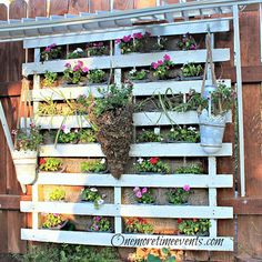 Home Decor Pallet DIY Projects
