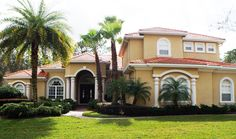 Luxury homes in the New Tampa area - that section of Hillsborough and Pasco Counties located north of downtown Tampa and home to Moffitt Cancer Center, the
