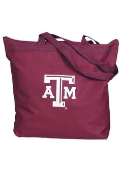 Texas A&M Aggies Zipper Lunch Tote http://www.rallyhouse.com/shop/texas-am-aggies-texas-am-aggies-zipper-lunch-tote-texas-am-aggies-lunch-tote-2076078?utm_source=pinterest&utm_medium=social&utm_campaign=Pinterest-TexasAMAggies $12.99
