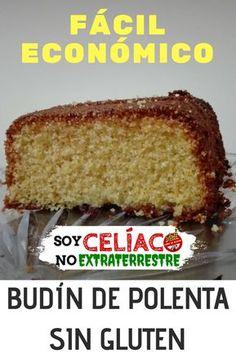 Gluten Free Desserts, Gluten Free Recipes, Keto Recipes, Polenta, Queso Feta, Healthy Recepies, Pan Dulce, Pan Bread, Pastry And Bakery