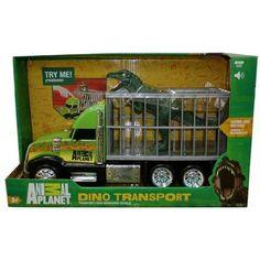 "Animal Planet Dino Transport Playset -  Bright Kingdom - Toys""R""Us"