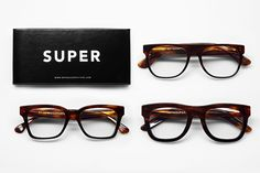 SUPER 2012 Fall/Winter Optical Collection.