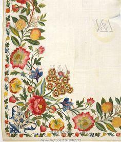 Kerchief. Turkey, 18th century