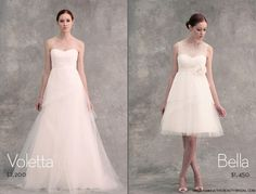 Jenny Yoo 2012 Bridal and Bridesmaid Dresses