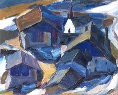Öl/Leinwand Painting, Ebay, Idea Paint, Canvas, Book, Art Production, Pictures, Painting Art, Paintings