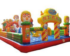 Детский Аттракцион надувной замок для продажи