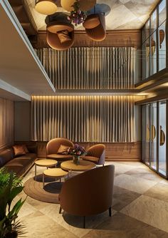 Lobby of Hotel Bergen Börs, Bergen, Norway. Architecture and design by Claesson Koivisto Rune Architects. Photo by Åke E:son Lindman. Hotel Lobby Design, Lounge Design, Lobby Interior, Interior Design, Hotel Lounge, Hotel Pool, Hotel Suites, Hotel Spa, Living Tv