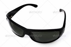 Buy Isolated Sun Glasses by on PhotoDune. Isolated Sun Glasses with Polarized Filter Wayfarer, Ray Bans, Stock Photos, Sunglasses, Style, Products, Fashion, Swag, Moda