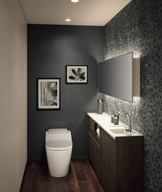 Luxury Bathroom Master Baths Wet Rooms is unquestionably important for your home. Whether you pick the Luxury Bathroom Ideas or Luxury Bathroom Ideas, you will create the best Interior Design Ideas Bathroom for your own life. Small Bathroom Tiles, Zen Bathroom, Tiny Bathrooms, Bathroom Tile Designs, Bathroom Toilets, Bathroom Interior Design, Bathroom Ideas, Modern Bathrooms, Brass Bathroom