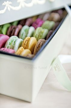 Macarons | Flickr - Photo Sharing!