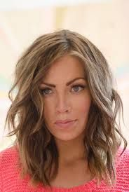 Image result for low maintenance medium wavy hairstyles