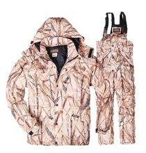 remington jacht camouflage jas pak jacht camouflage katoen- gewatteerde jas om warm te blijven winter pak outdoor jacht past(China (Mainland))