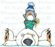 Puff & Stuff - Bears - Animals - Rubber Stamps - Shop