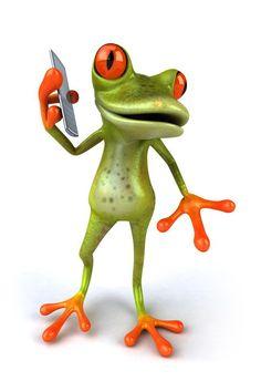 Calling Frog