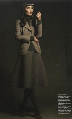 From Harpers Bazaar November 2010.