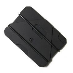 Obstructures \ shop \ A3 aluminum wallet