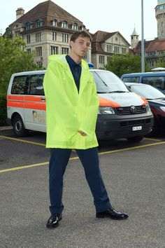 Vetements Spring 2018 Ready-to-Wear  Fashion Show