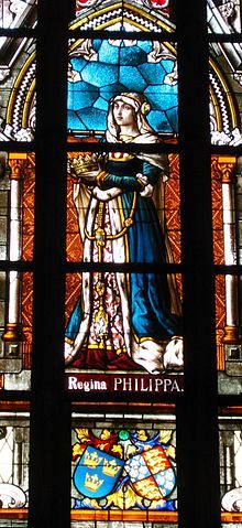 Philippa of England also known as Philippa of Lancaster Father Henry IV, King of England Mother Mary de Bohun